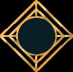 Gold Diamond Divider
